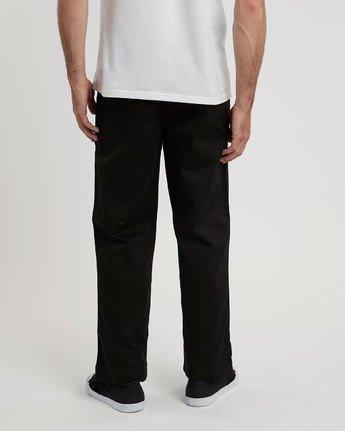 2 Matthews Chino - trousers for Men Black N1PTA9ELP9 Element