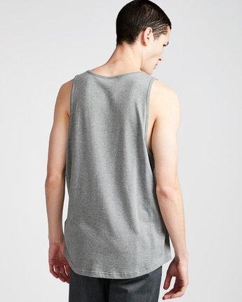 2 Glimpse Icon Tank - Tee Shirt for Men Grey N1SGA2ELP9 Element