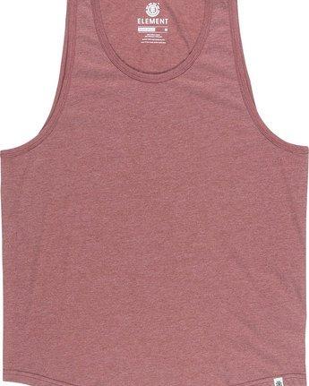 4 Basic - Vest for Men Red N1SGA6ELP9 Element