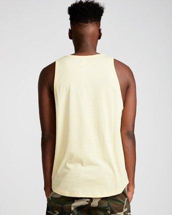2 Basic - Vest for Men Yellow N1SGA6ELP9 Element