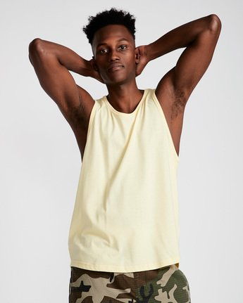 Basic Tank - Tee Shirt for Men  N1SGA6ELP9