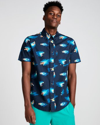 Hoffman Ss Shirt - Shirt for Men  N1SHA7ELP9
