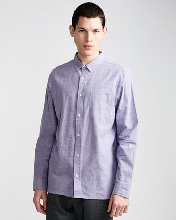 Greene Neps Ls - Shirt for Men  N1SHA9ELP9