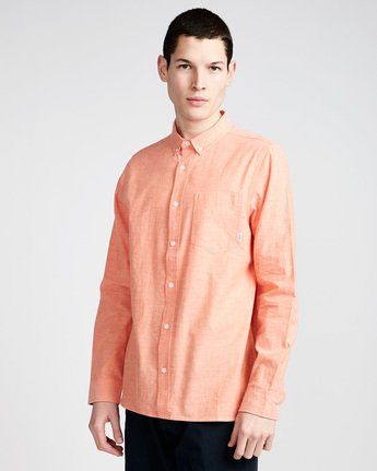 Greene Neps Ls - Shirt for Men  N1SHA9ELP9