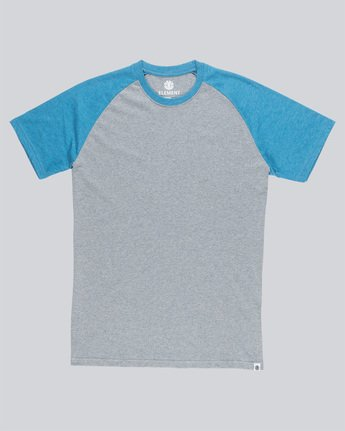 Basic Raglan Ss - Tee Shirt for Men  N1SSA2ELP9