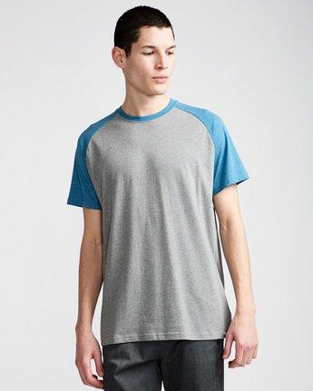 Basic Raglan Ss - Tee Shirt for Men  N1SSA2ELP9