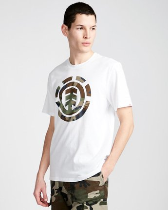 Foundation Icon Ss - Tee Shirt for Men  N1SSA3ELP9