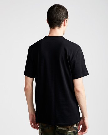 2 Avenue Ss - Tee Shirt for Men Black N1SSB1ELP9 Element