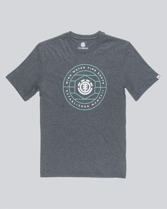 3 Swivel Ss - Tee Shirt for Men Grey N1SSB3ELP9 Element