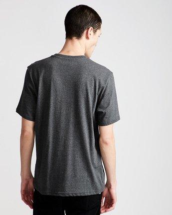 2 Swivel Ss - Tee Shirt for Men Grey N1SSB3ELP9 Element