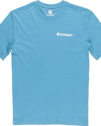 4 Blazin Chest Ss - Tee Shirt for Men Blue N1SSB4ELP9 Element