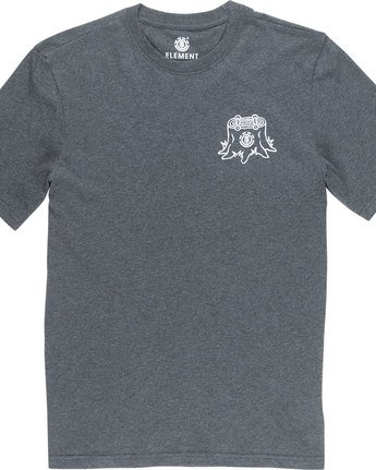 6 Stump Ss - Tee Shirt for Men Grey N1SSC2ELP9 Element