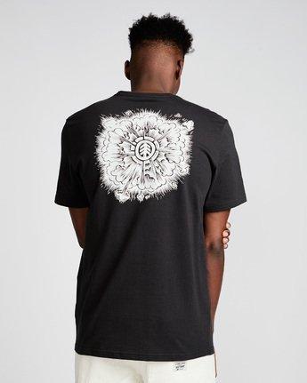 2 Blast Ss - Tee Shirt for Men Black N1SSC9ELP9 Element
