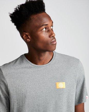 1 Jar Ss - Tee Shirt for Men Grey N1SSD7ELP9 Element