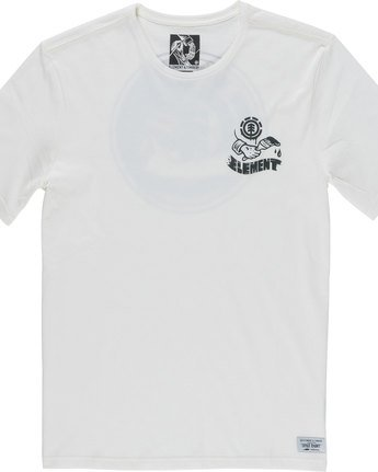 6 Painted Ss - Tee Shirt for Men White N1SSE9ELP9 Element