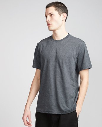 Basic - Short Sleeve T-Shirt for Men  N1SSG1ELP9