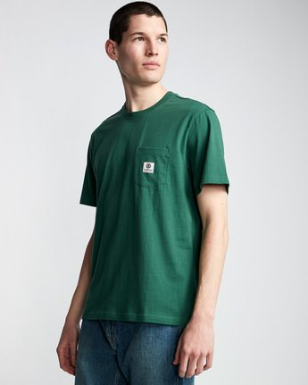 Basic Pocket Label - T-Shirt  N1SSG3ELP9