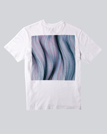 1 Twists & Turns Ss - Tee Shirt for Men White N1SSH7ELP9 Element