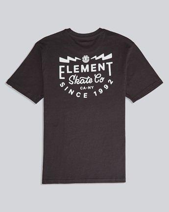 4 Zap Ss Tee Ftm - Tee Shirt for Men Black N1SSI5ELP9 Element