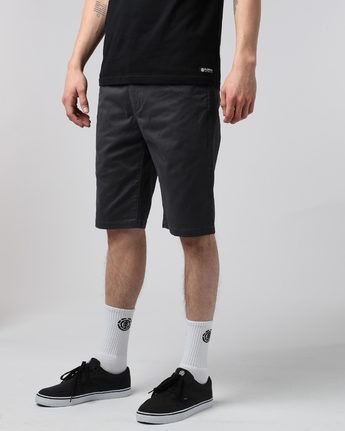 1 Sawyer Wk - Walkshort for Men Black N1WKA1ELP9 Element
