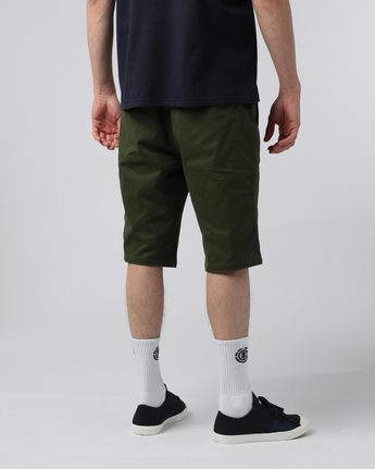 4 Howland Classic Wk - shorts pour Homme Vert N1WKA2ELP9 Element