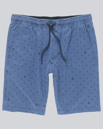 Altona Print Wk - Walkshort for Men  N1WKA5ELP9