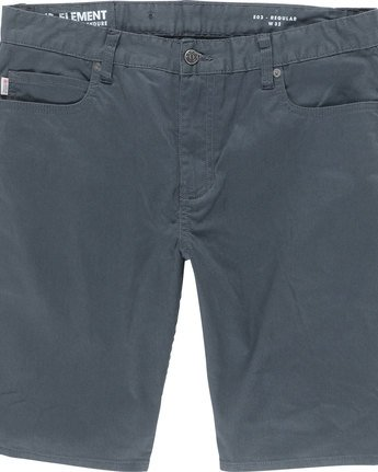 5 E03 Color Wk - Walkshort for Men Black N1WKB6ELP9 Element
