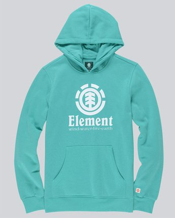 0 Vertical Ho Ft Boy - Fleece for Boys Green N2HOB1ELP9 Element