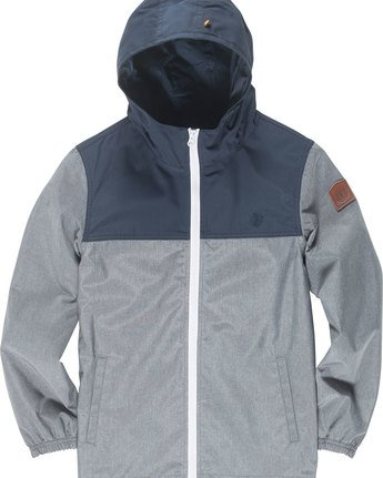 1 Alder Light 2Tones B - Jacket for Boys Grey N2JKA3ELP9 Element