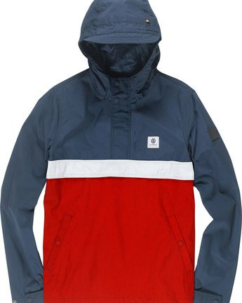 1 Barrow Light Boy - Jacket for Boys Red N2JKA4ELP9 Element