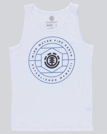Swivel Singlet Boy - Tee Shirt for Boys  N2SGA2ELP9