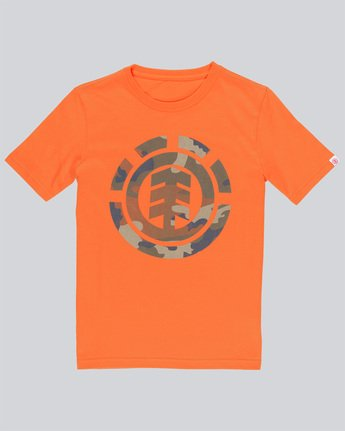 Foundation Icon Ss B - Tee Shirt for Boys  N2SSA1ELP9