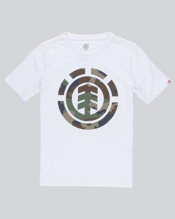 Foundation Icon Ss B - Tee Shirt for Boys  N2SSA1ELP9