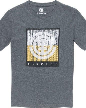1 Density Ss Boy - Tee Shirt for Boys Grey N2SSA5ELP9 Element