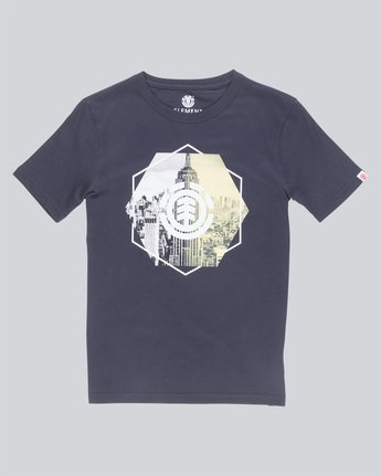 Rotation Ss Boy - Tee Shirt for Boys  N2SSA6ELP9