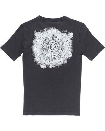 3 Blast Ss Boy - Tee Shirt for Boys Black N2SSB8ELP9 Element