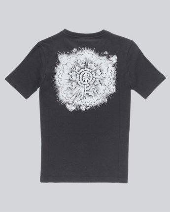 1 Blast Ss Boy - Tee Shirt for Boys Black N2SSB8ELP9 Element