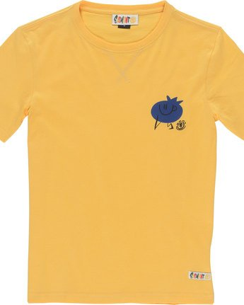 1 Yawyd Healthy Ss Tee - Tee Shirt for Boys Yellow N2SSC7ELP9 Element