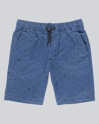 Altona Print Wk Boy - Walkshort for Boys  N2WKA2ELP9