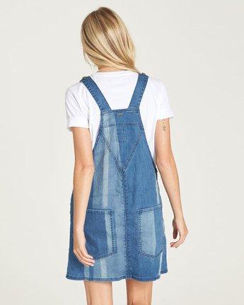 1 Be Free - Dress for Women Blue N3DRB4ELP9 Element
