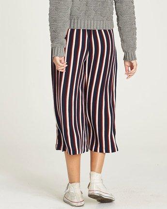 2 Aluna Culotte Pant - trousers for Women Blue N3PTA1ELP9 Element