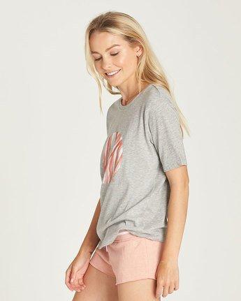 1 Water Circle Cr - Tee Shirt for Women Grey N3SSA2ELP9 Element