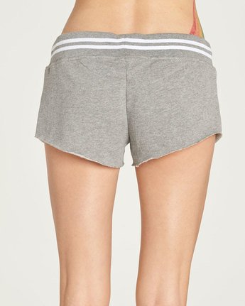 2 Notice - Walkshort for Women Grey N3WKA1ELP9 Element