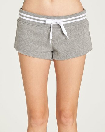 0 Notice - Walkshort for Women Grey N3WKA1ELP9 Element