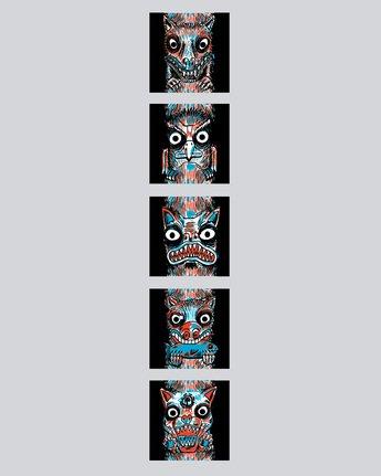 Fos Totem Grip - Grip Tape for Men  N4AHB7ELP9