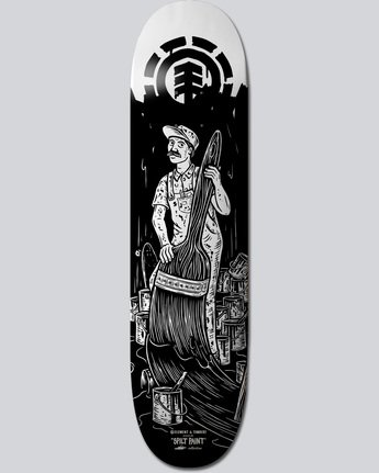 Timber Sp Painter 8' - Deck for Men  N4DCB7ELP9