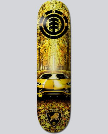 Nyjah Gold Tree Tour - Deck for Men  N4DCD4ELP9