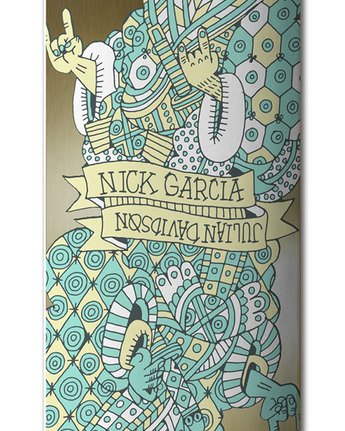 2 Siamese Nick Julian - Deck for Men  N4DCF4ELP9 Element