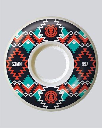 Indigena 53Mm - Wheels&Bearings for Men  N4WHA2ELP9