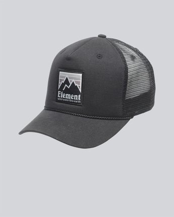Peak Trucker Cap - Head Wear for Men  N5CTA6ELP9